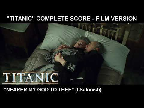 """[TITANIC] - """"Nearer My God To Thee"""" (Complete Score / Film Version)"""