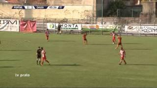 Porta Romana-Chiusi 0-5 Eccellenza Girone B