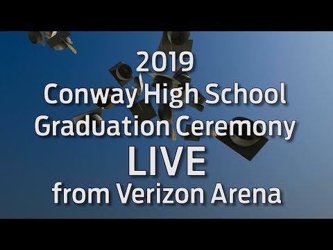 2019 Conway High School Graduation Ceremony