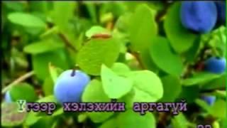 E018 Enhzul   Hunii saihan setgel Karaoke