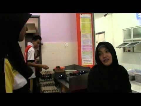 WASTE FOOD WASTE LIFE BY UNIMAS'S STUDENTS