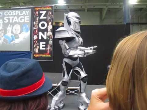 Comic Con. London. Olympia. July 2017. VIIII