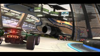 [Gameplay] - TrackMania Nations Forever- german -1080p