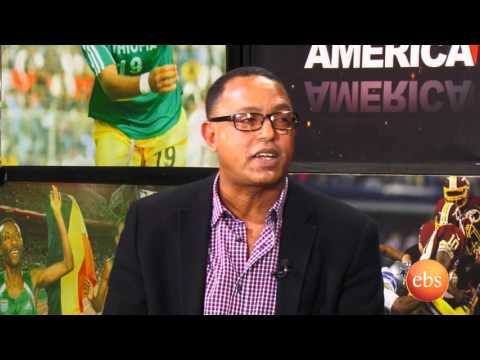 Interview with Zelalem Teshome - part 01 - Sport america | TV Show