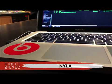 Nyla Performs at Direct 2 Exec Los Angeles 12/5/17 - Atlantic Records