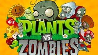 """Онлайн игра """"Растения против зомби"""""""