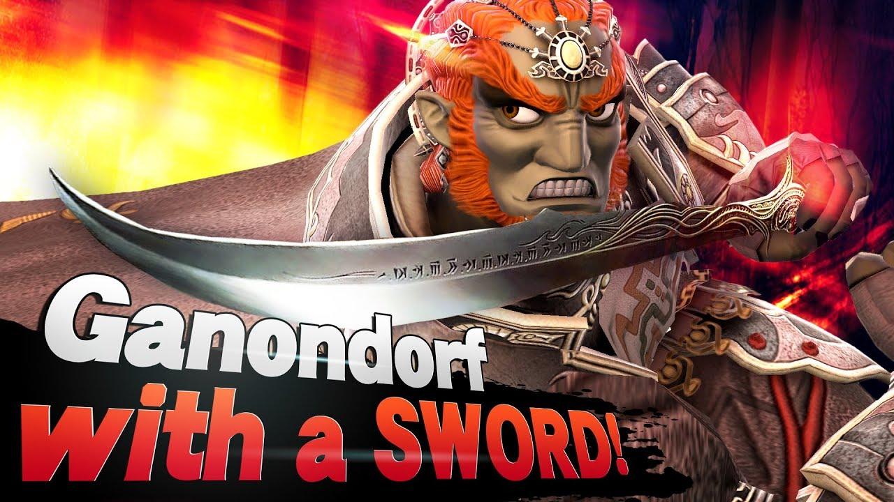 Ganondorf With A Sword Is Broken