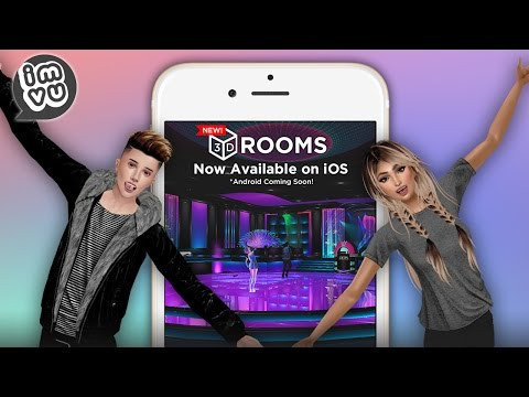 IMVU Mobile: The #1 3D Social Experience