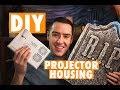 DIY Projector Housing Gravestone