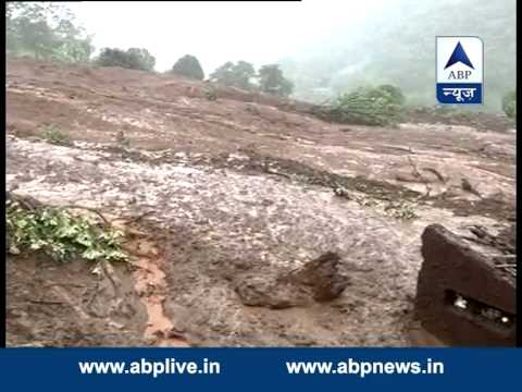 Pune landslide: Rescue work continued in Malin Village