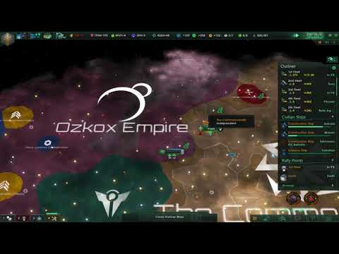 Stellaris - The Anglo-Commonwealth #1 - Planet Cleansing