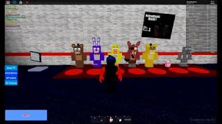 "My FNAF ships (ROBLOX version in ""Animatronic World"") [part 1]"