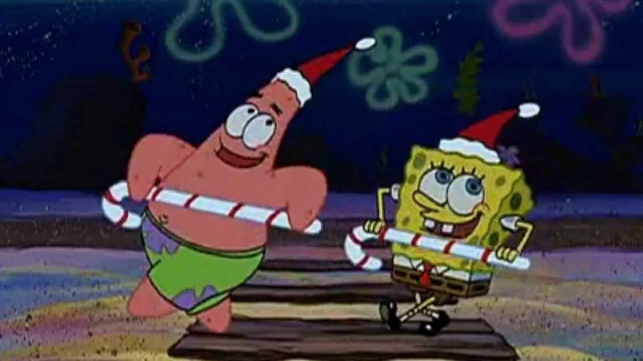 Spongebobs Weihnachten