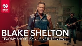 Blake Shelton 'Texoma Shore' Fire Side Chat | All Access Pass