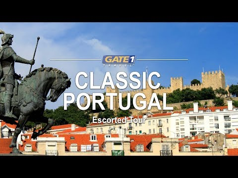 Portugal Vacations with Gate 1 Travel