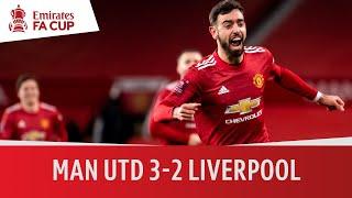 Man Utd vs. Liverpool (3-2) | | Bruno free-kick wins it! | Emirates FA Cup Highlights
