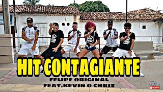 Baixar HIT CONTAGIANTE - Felipe Original feat Kevin o Chris