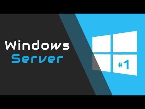 Windows Server #1: Podstawowa Konfiguracja