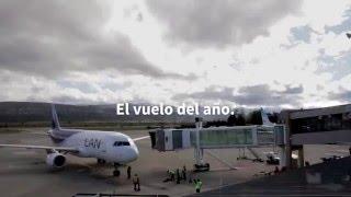 LAN - El vuelo del año