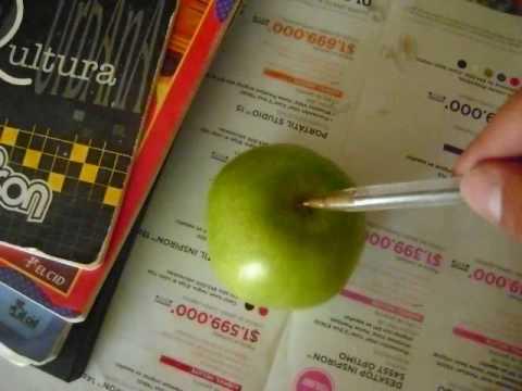 Pipa de manzana doovi - Hacer cachimba casera ...