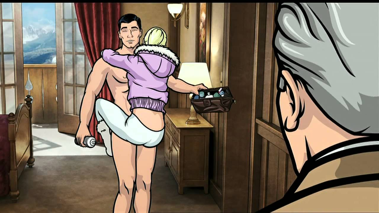 Archer tv show naked ladies, ameture naked men