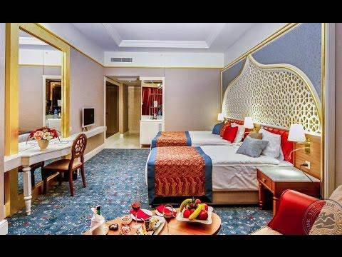 Royal Taj Mahal Hotel 5*. Side, Turkey (Турция / Сиде). Стандартный номер.