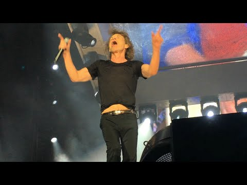 Rolling Stones Jumping Jack Flash  Jacksonville FL July 19. 2019