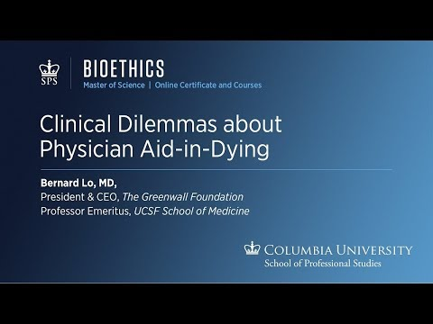 Clinical Dilemmas about Physician Aid-in-Dying