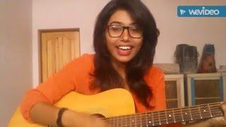 Mere Khwabon Mein Jo Aaye Guitar Cover - DDLJ