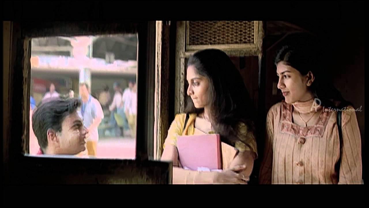 Alaipayuthey Mathavan Shalini Love Scenes Hd Youtube