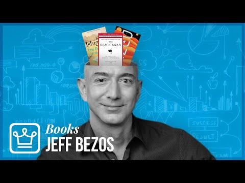 15 Books Jeff Bezos Thinks Everyone Should Read