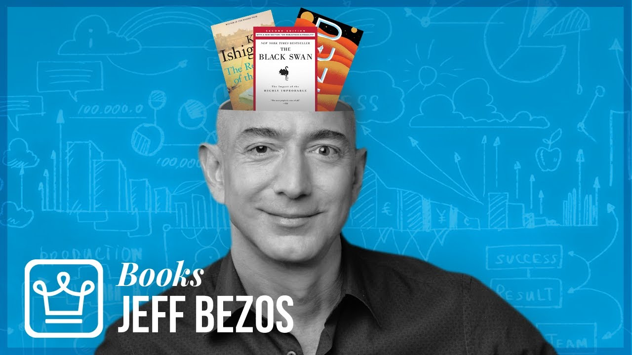 15 Books Jeff Bezos Thinks Everyone Should Read