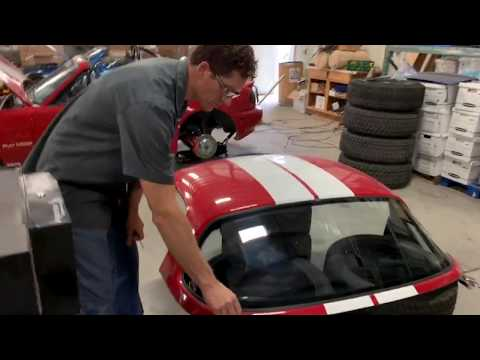 Miata Convertible Top Latch Adjustments (FM Live)