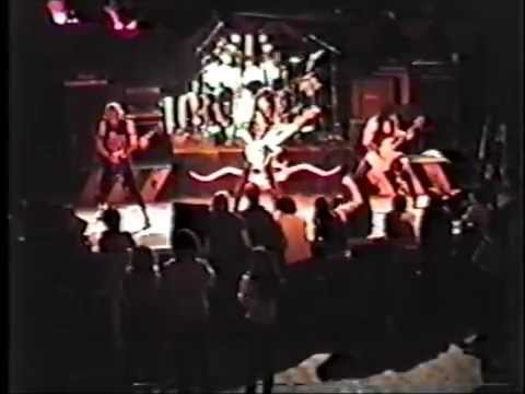 Aimee - Slayer's First Show Ever!