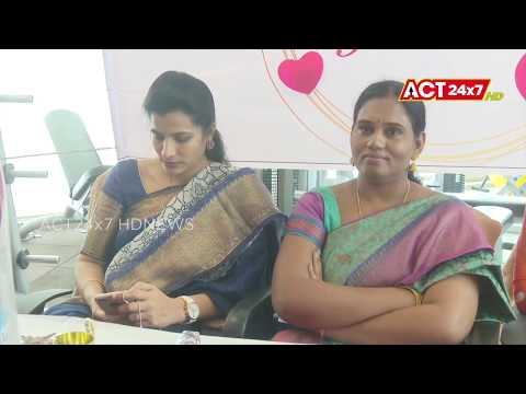 Max Fit Gym Nellore || Valentine's Day || ACT24X7HDNEWS