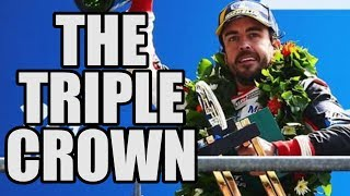 WHY Alonso's Triple Crown is SO IMPORTANT