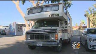 Safe Parking Program Helps Get Homeless Off LA Streets