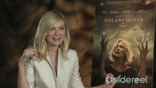 Melancholia Interview with Kirsten Dunst Thumbnail