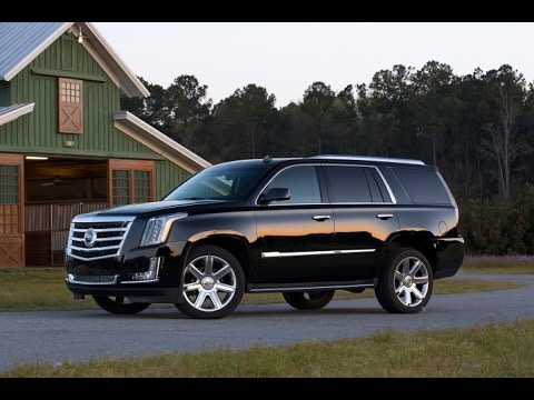 2016 cadillac escalade start up and review 6 2 l v8. Black Bedroom Furniture Sets. Home Design Ideas