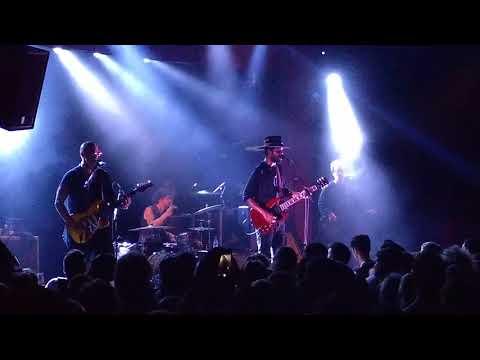 Low down rolling - Gary Clark Jr - Sala Apolo 24/07/18 - By Patachunga