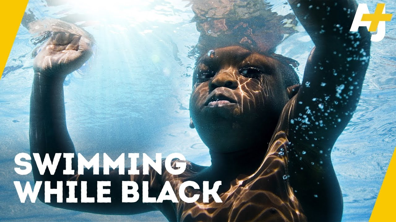 Why So Many Black People In The U.S. Can't Swim