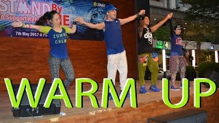 Zumba ® Fitness New Warm Up by Dj Yoyo Sanchez