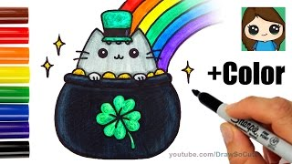 How to Draw Saint Patrick