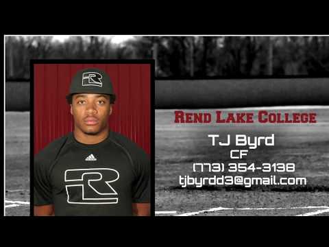 Rend Lake College TJ Byrd 18'