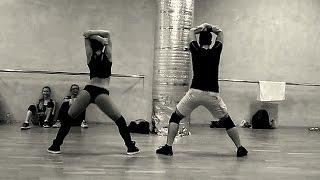 vuclip TWERK IT, MAN!! ;) :) My perfect twerk boy-student dancing my Beyonce choreo with me! :)