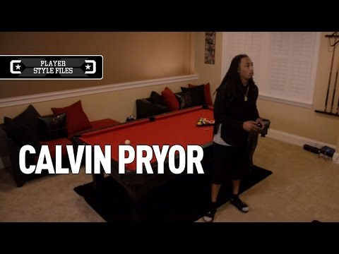 Player Style Files: Calvin Pryor