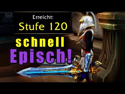 WoW BFA Allianz#23 FIX EPISCH MIT 120 LvL Ausrüsten ★ Wow Bfa Guide Tips Tricks Deutsch