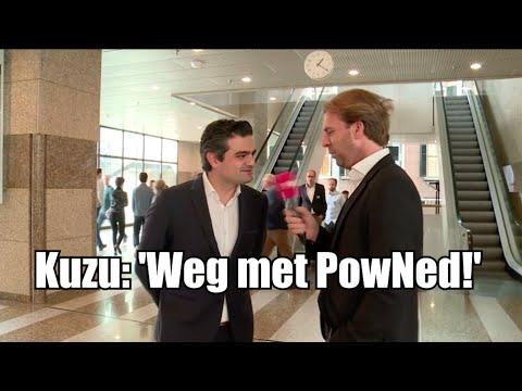 Kuzu: 'Weg met PowNed!'