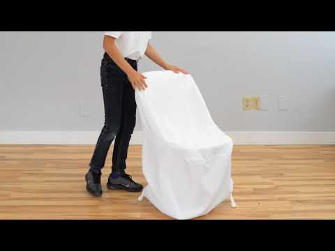 Fitting A Folding Chair Cover