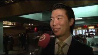 Rutger bij de Beste Chinees van Nederland